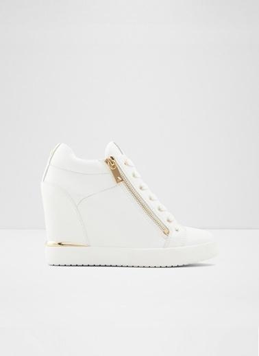 Aldo Trixie - Beyaz Kadin Sneaker Beyaz